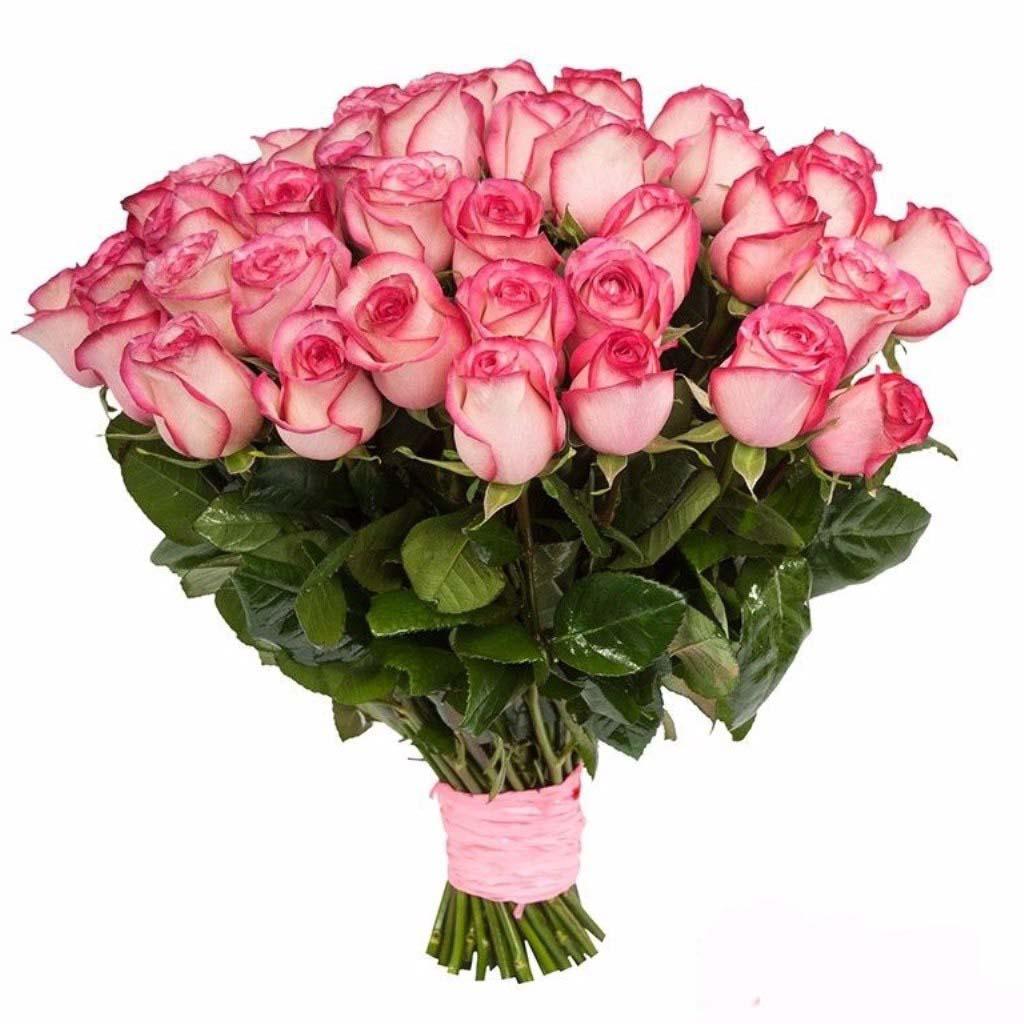 Букеты на заказ из роз
